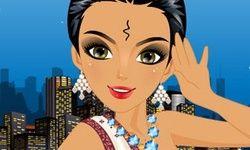 Perombakan Wajah Gadis Indian