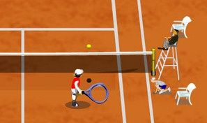 Original game title: Gamezindia Tennis