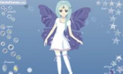 Sad Fairy Dress Up