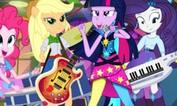 Equestria Rainbow Rocks
