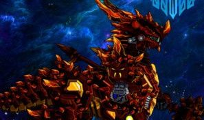 Robot Berial Dragon