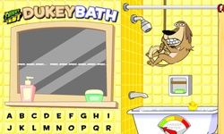 Duckey Bath Hangman