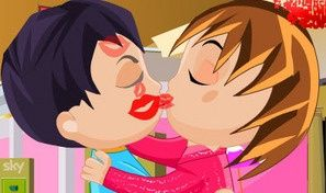 Original game title: Katy and Karl First Kiss