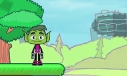 Teen Titans Go: Housebroken Hero