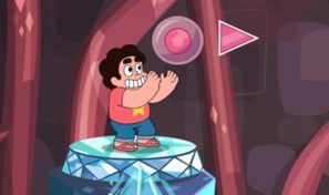 Original game title: Let's Bubble It, Steven