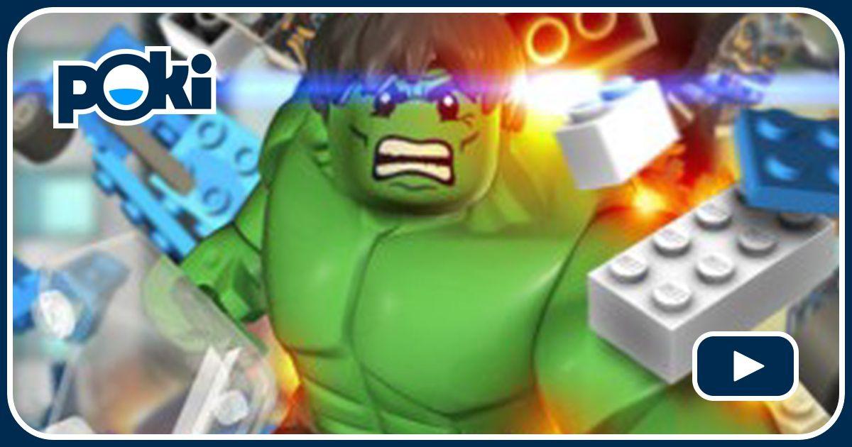 avengers spel gratis