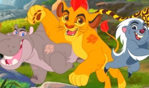 Original game title: The Lion Guard: Protectors of the Pridelands