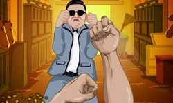 Gangnam Style Brawl