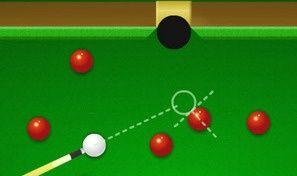Original game title: Pool Practice