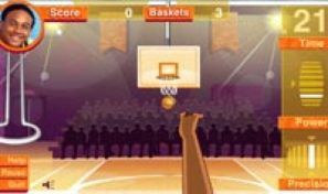 Original game title: Eddie's Shot Clock Showdown