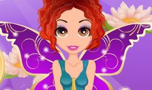 Original game title: Water Lily Fairy Makeover