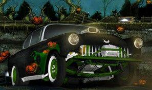 Halloween Graveyard Racin