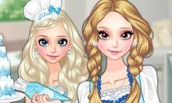Elsa Si Pembuat Kue