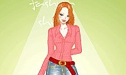Catwalk Fashion Dress-Up