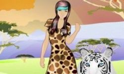 Safari Girl Dress Up