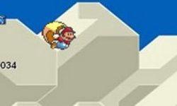 Super Marioworld Cape Glide