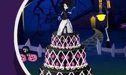 Monster High : Décoration de Gâteau