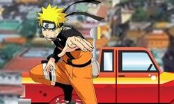 Naruto Monster Car 2
