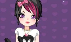 Emo Sweetheart Dress-Up