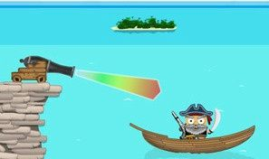 Original game title: Coastal Cannon
