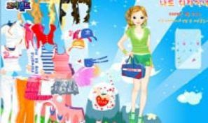 Original game title: Sport Dress Up