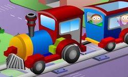 Vlak na Útěku