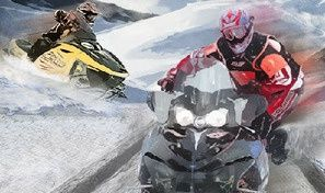 Original game title: New Snowmobile Racing