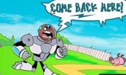 Teen Titans: Grab That Grub