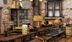 Original game title: Hidden Objects: Pirate Treasure