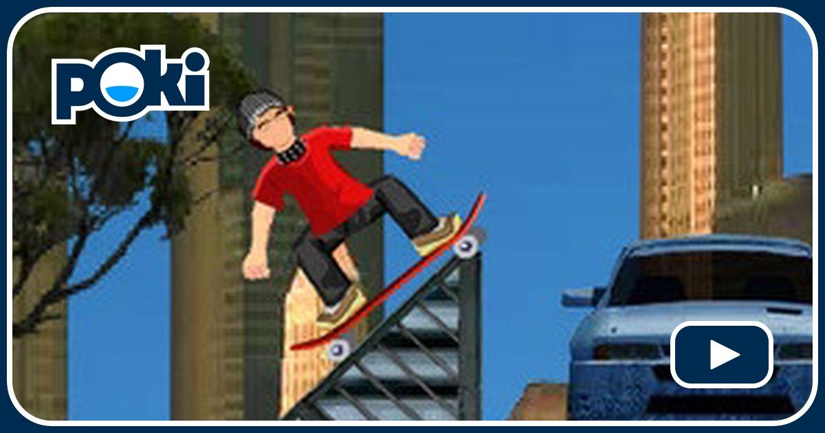 Skateboard Spiele Kostenlos Online Spielen
