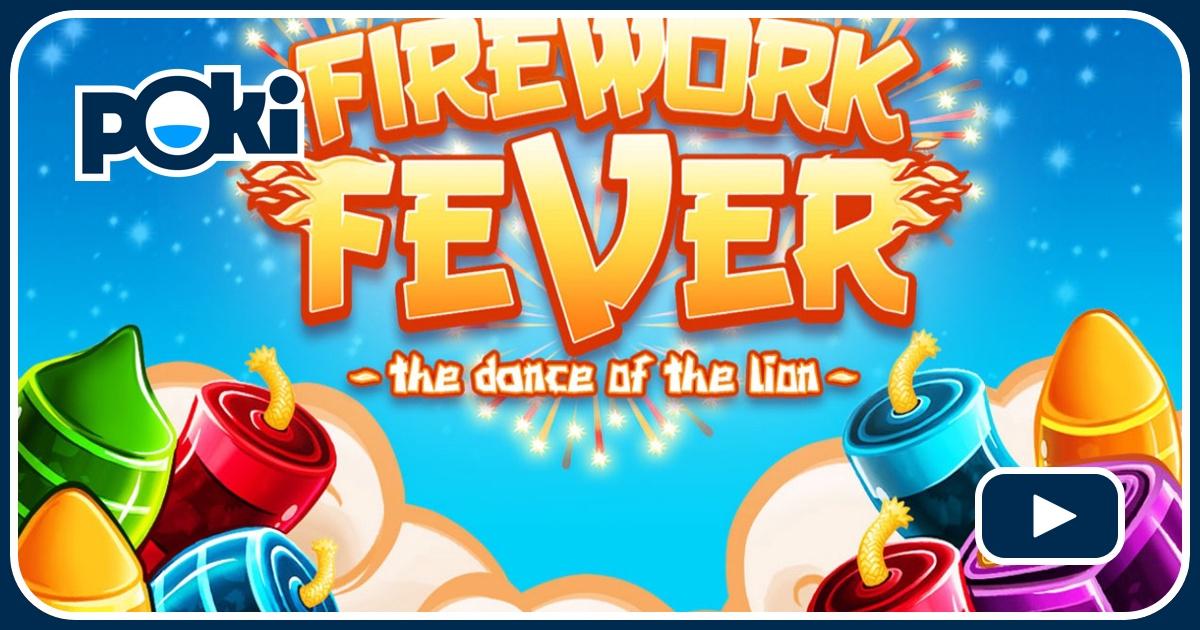 Jogue Firework Fever Grátis