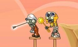 Pfeilexplosion Zombie