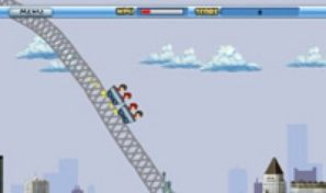 Original game title: Rollercoaster Rush