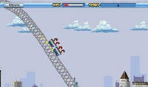 Original game title: Rollercoaster Rush