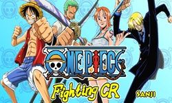 One Piece Fighting CR: Sanji
