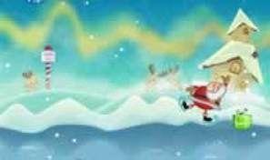 Santa's Gift Jump
