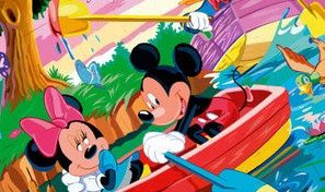 Original game title: Mickey and Donald Puzzle