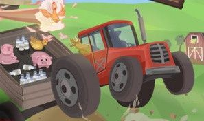 Original game title: Don't Eat My Tractor