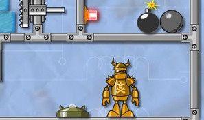 Original game title: Crash the Robot: EE