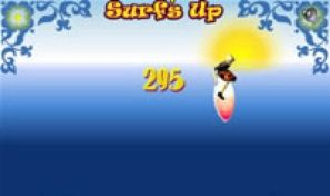 Original game title: Surf's Up