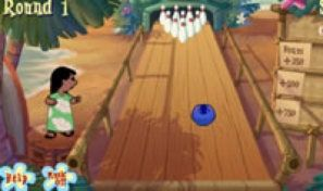 Original game title: Stitch Tiki Bowl