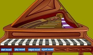 Original game title: Play Piano