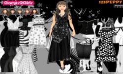 Black & White Dress Up