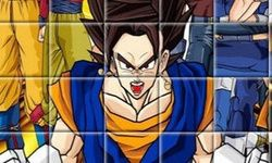 DragonBall Z Rotate Puzzle