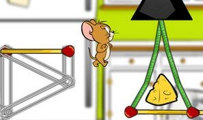Original game title: Tom & Jerry:Rig-A Bridge