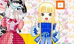 Original game title: Doll Princess Dress Up