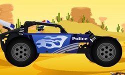 Police Buggy Car
