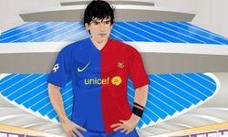 Juego de Vestir a Messi