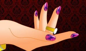 Barbie New Manicure