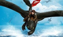How to Train Your Dragon 2 Sliding Puzzle